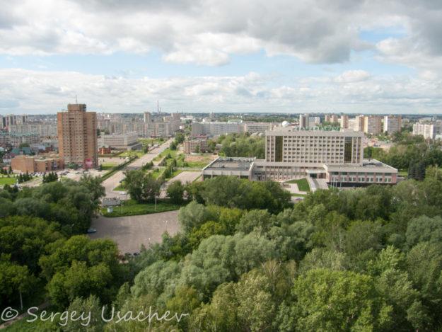 Столица республики Татарстан Казань