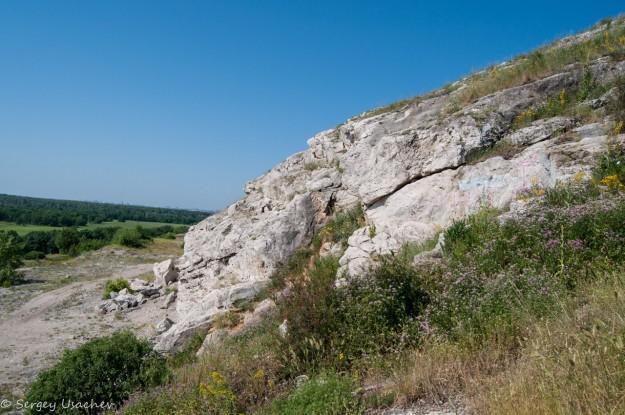 «Каменоломня» на Юрактау