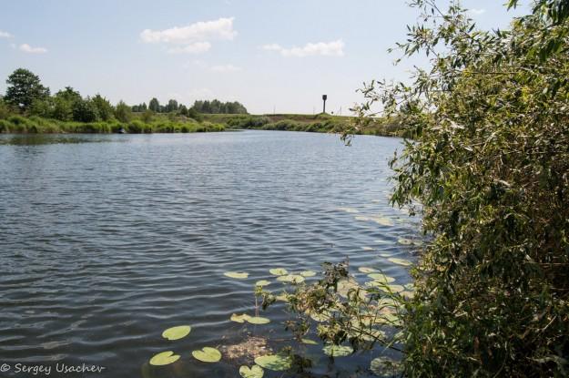 Озеро Кажат