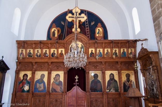 Роспись в церкви