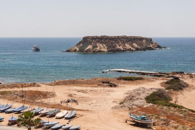 Остров (Geronisos island)