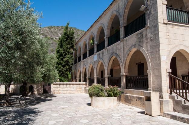 Кельи монастыря