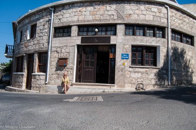 Музей ткацких изделий в деревне Друша (Drouseia Weaving Museum)