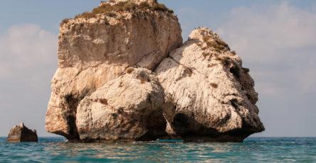 Одна из скал Афродиты