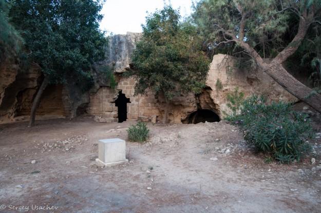 Древняя каменоломня, холм (гора) «Фабрика»