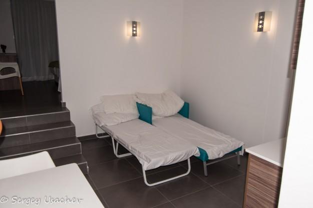 Дополнительные спальные места