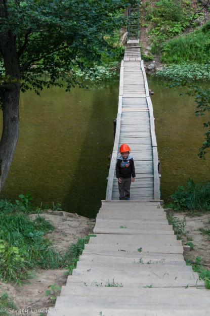 Мост через Большой Ик