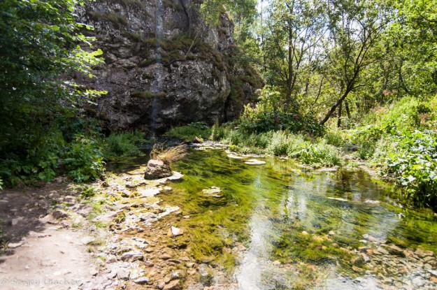 Река Шульган
