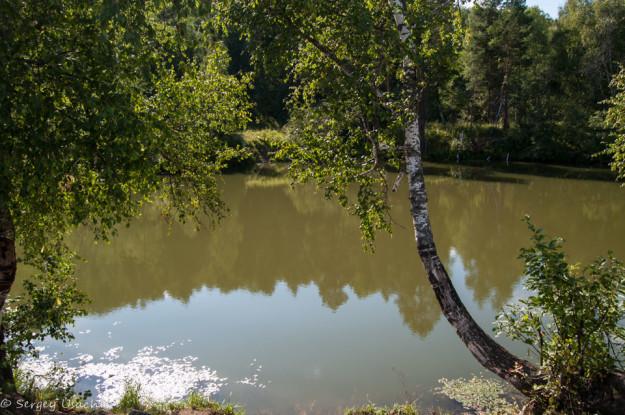 Озеро Йылкысыккан