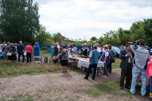 Ярмарка и выставка жителей Воскресенского