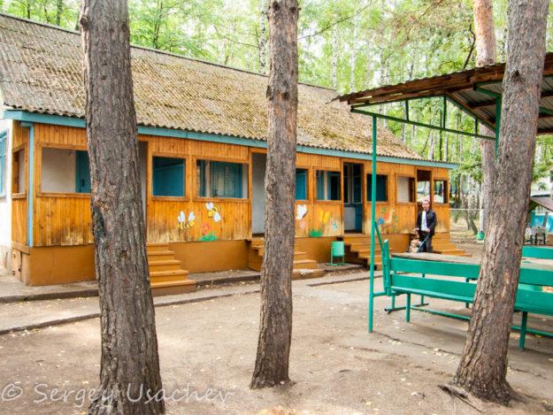 Туристическая база на озере Кандрыкуль