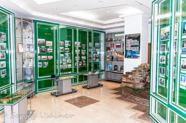 Музей санатория «Красноусольск»