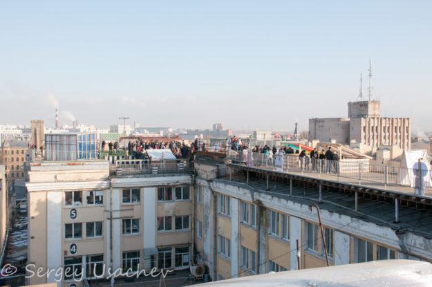 Крыши Лофт проекта ЭТАЖИ