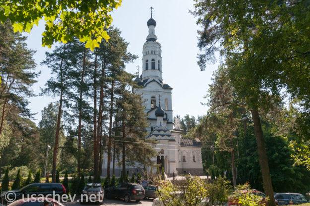 Зеленогорск. Православный Храм Казанской Иконы Божией Матери