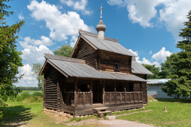 Один из экспонатов Витославлицы