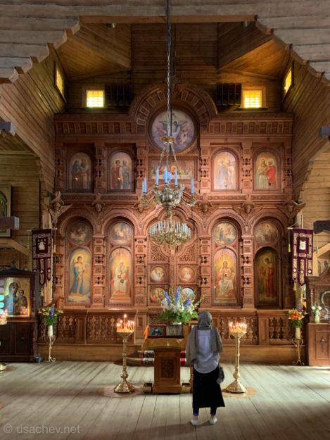 Церковь Казанской иконы Божией Матери (Вырица)