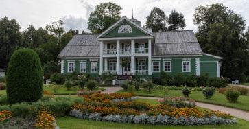 Дом-музей Петра Абрамовича и Вениамина Петровича Ганнибалов