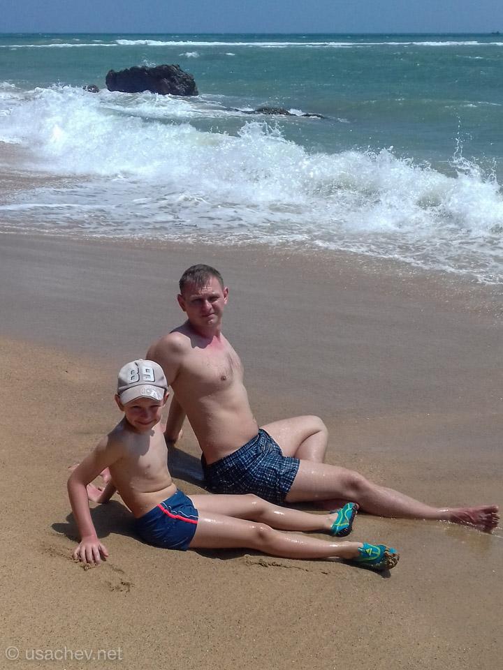Велигама бич (Weligama Beach)