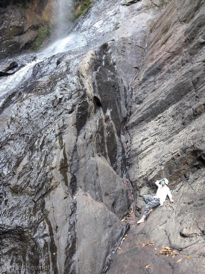 Водопад Мохини (Mohini Falls)