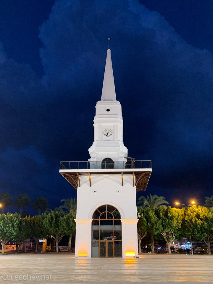Часовая башня Кемера