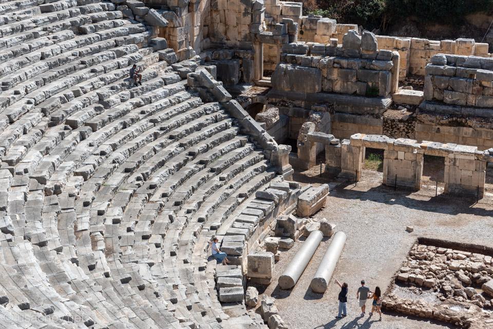 Античный амфитеатр – Мира