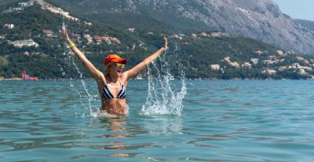 Волшебный изумрудный остров Корфу